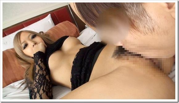 【ハメ撮り】萌える美肌美乳おっぱい金髪ギャル