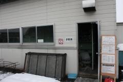 停電変圧室