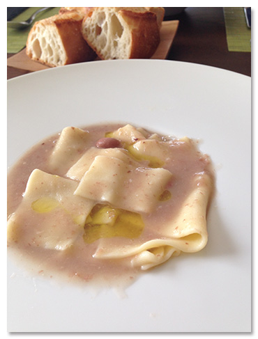 ヴェネトのお料理
