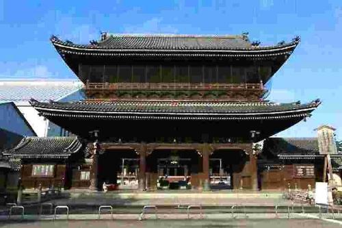 東本願寺 御影堂門