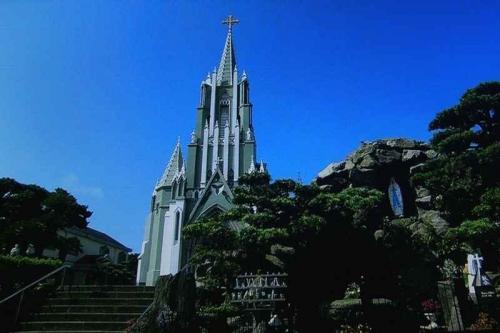 DSC00137聖フランシスコ・ザビエル記念聖堂平戸教会