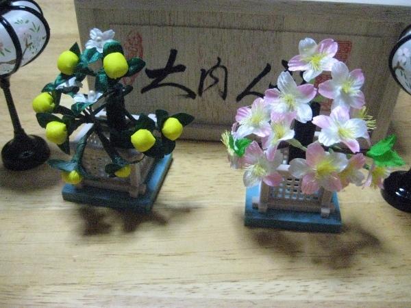 フードアナリストのいぶくろブログ-左近の桜、右近の橘