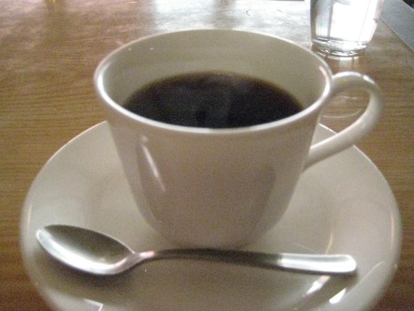 フードアナリストのいぶくろブログ-ロージナ茶房_コーヒー