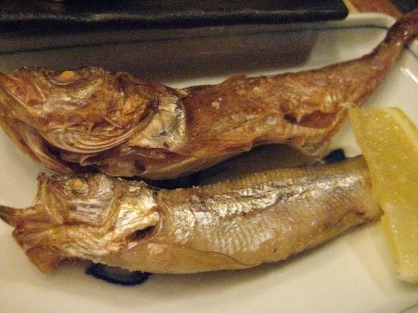 フードアナリストのいぶくろブログ-鮨大前_焼き魚