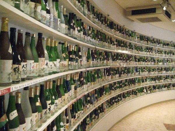 フードアナリストのいぶくろブログ-春の日本酒講座_地酒酒瓶