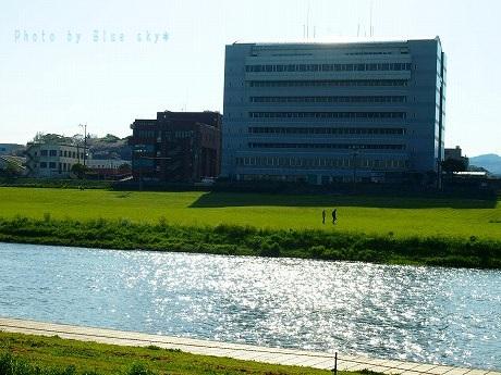 遠賀川キラキラ