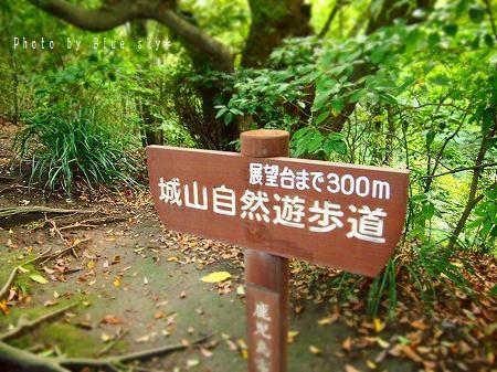 城山遊歩道