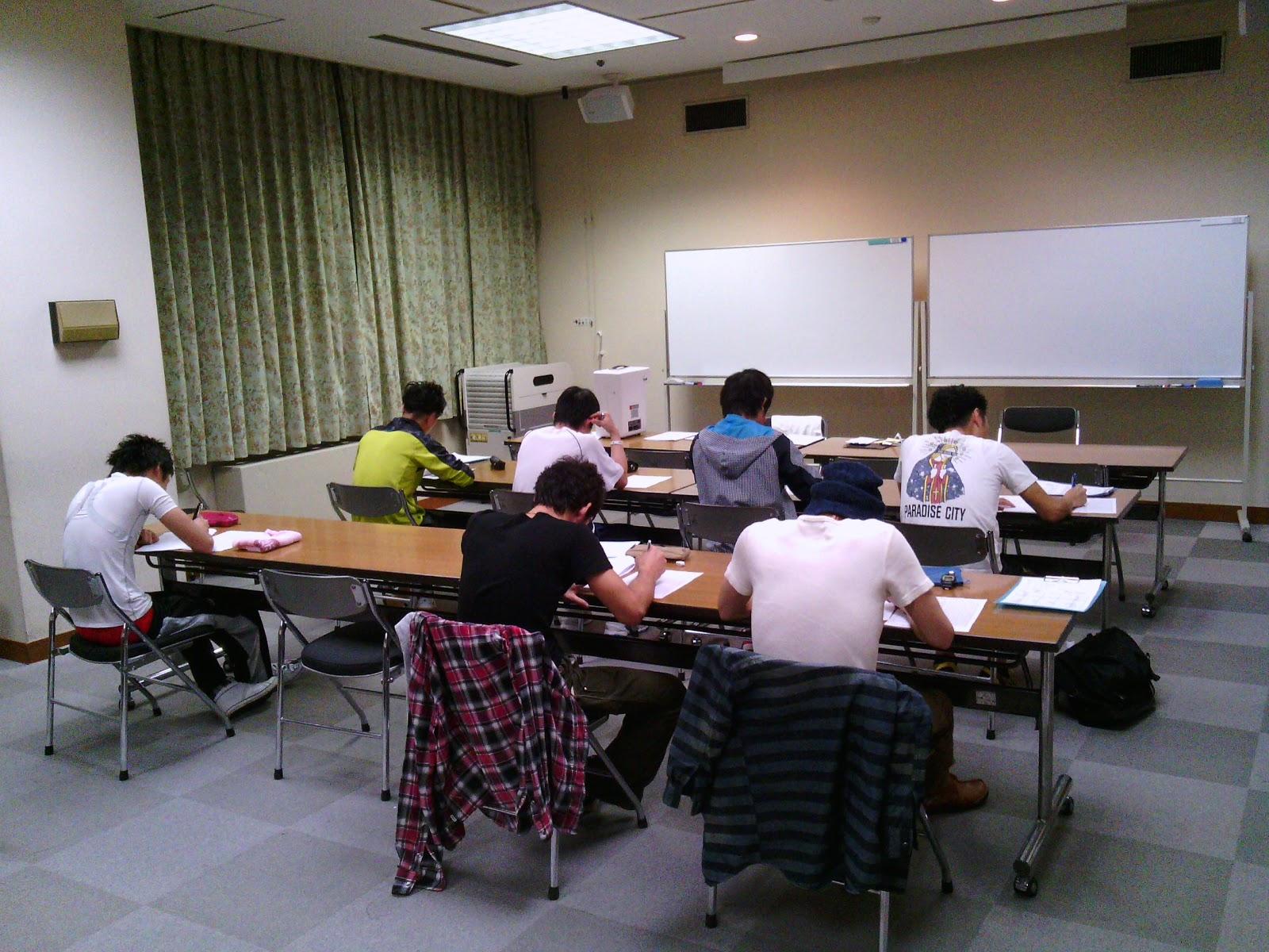 学科模擬試験
