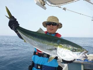 魚釣ってない(-_-;)