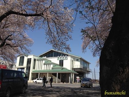 武蔵高萩駅①