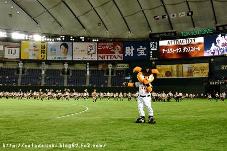 2014.8.7巨人×ヤクルト◇イースタンリーグ公式戦