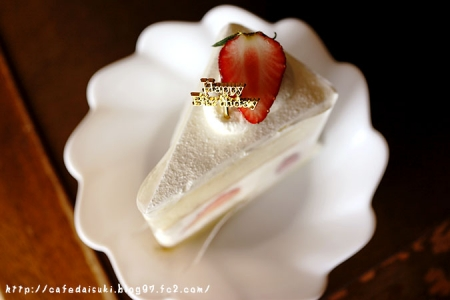 Happy Berry◇季節のショートケーキ