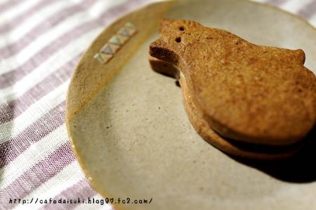 御菓子屋コナトタワムレル◇ネコクッキー