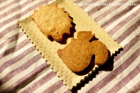 御菓子屋コナトタワムレル◇ココナッツ&キャラメルクッキー