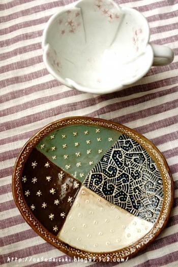 春風益子陶器市2014にて購入品。