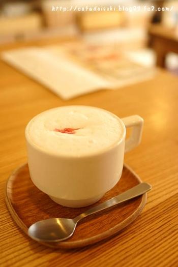 cafe michikusa◇さくらラテ