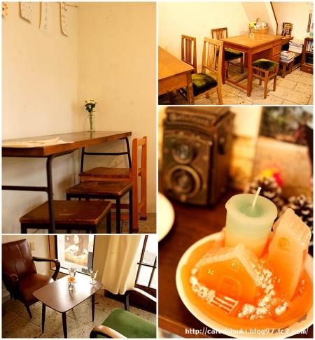 Cafe mui◇店内