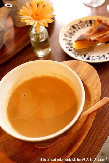 Cafe mui◇ロイヤルミルクティー