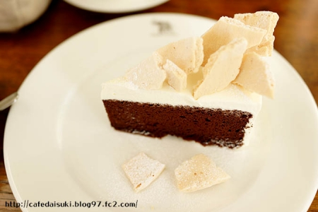 NASU SHOZO CAFE◇スフレチョコ