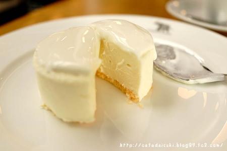 NASU SHOZO CAFE◇レアチーズケーキ
