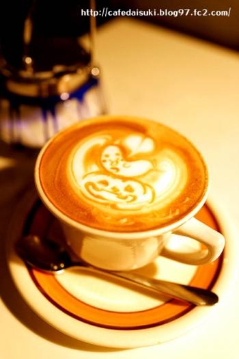Cafe 5040 Ocha-Nova◇カフェラテ
