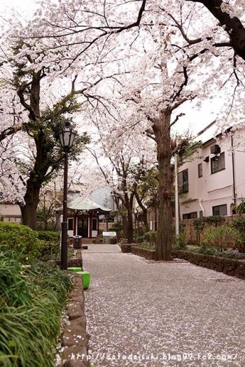 岡倉天心記念公園@東京都台東区