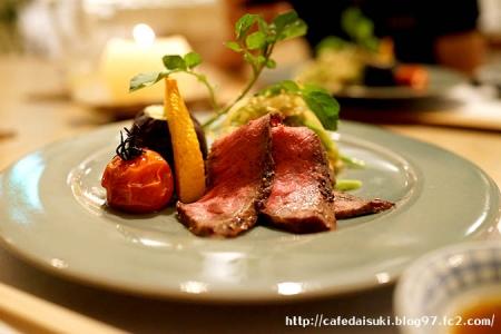 食の円居 なず菜◇大和牛のロースト