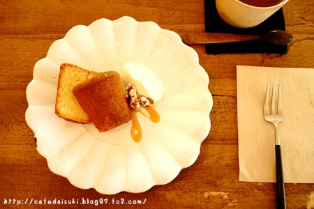 torse◇レモンのパウンドケーキ