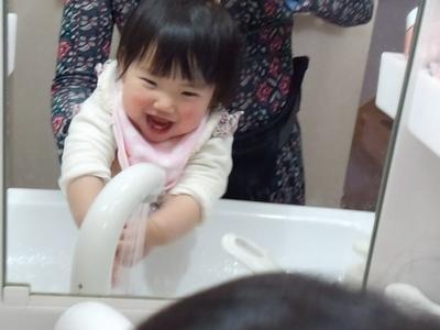 20140212洗面所のチーちゃん②