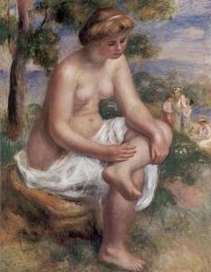 renoir nude