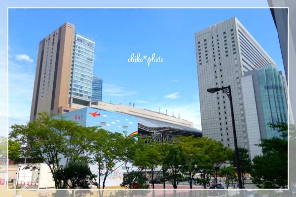 photo-509 大阪ビル風景 JR大阪駅周辺