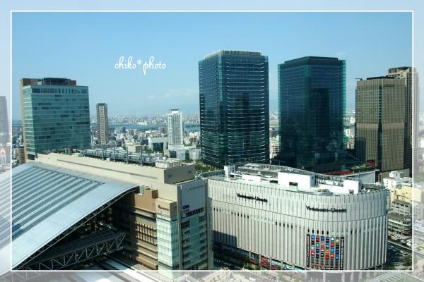 photo-511 大阪ビル風景 JR大阪駅周辺2