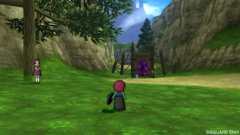温泉の門3