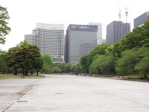 皇居外苑20140505