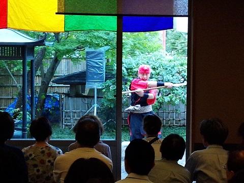 城東動物霊園 施餓鬼法要20140709