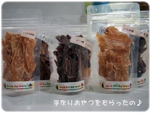 みぃんちの dog treats