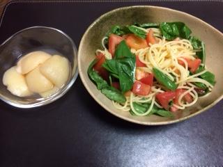 トマトとバジル3