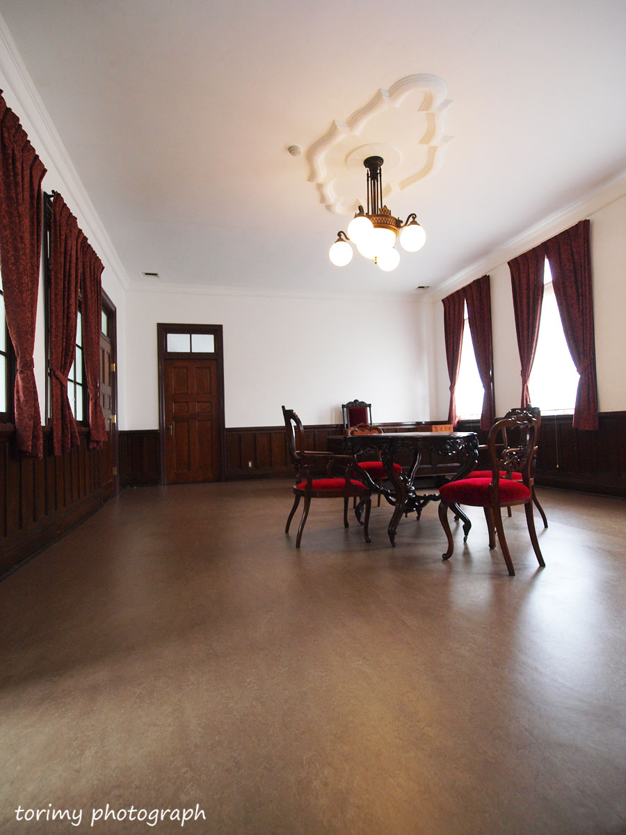 旧帝室林野局木曽支局庁舎