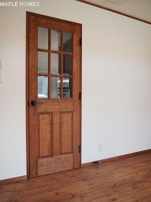 リビング ドア
