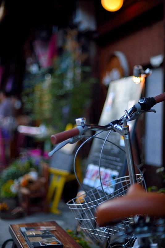 ディスプレイな自転車