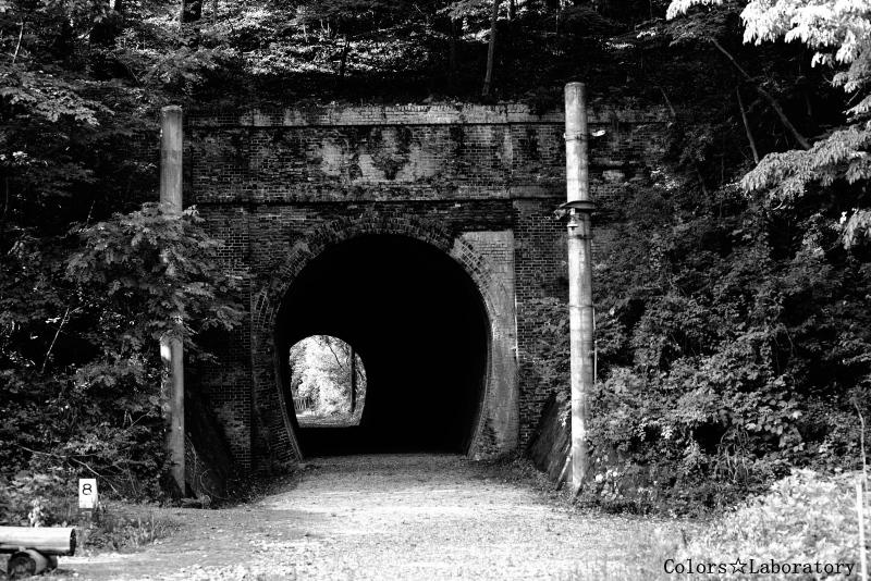 旧国鉄 篠ノ井線廃線敷き 2