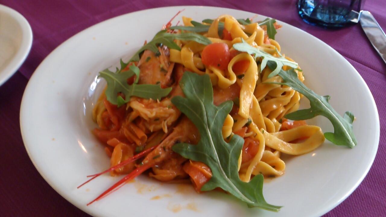昼食 ヴァチカン (2)
