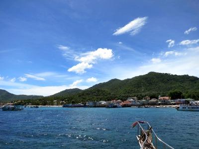 タオ島 風景