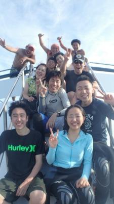 タオ島 GW2014 集合写真