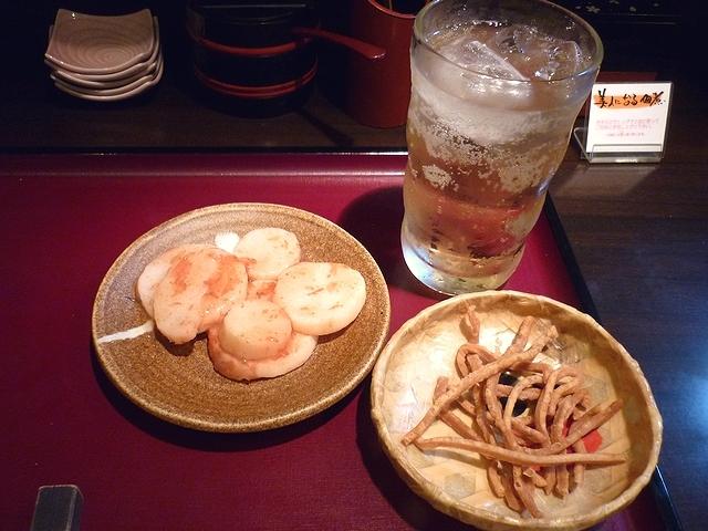 食前酒セット
