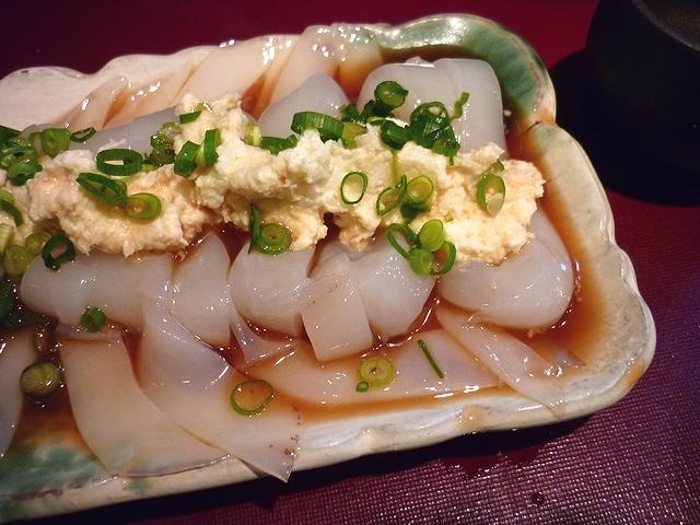 活麺富蔵 剣先おろしアップ