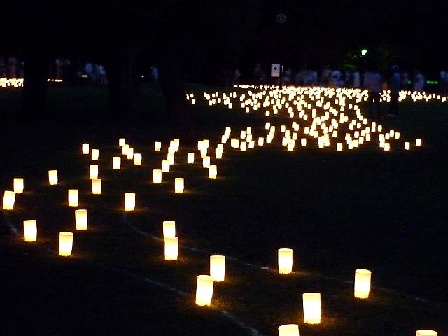 燈花会 浮雲園地2