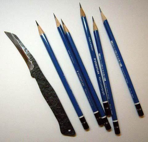 小物 鉛筆
