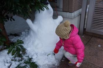 記録的大雪 (5)