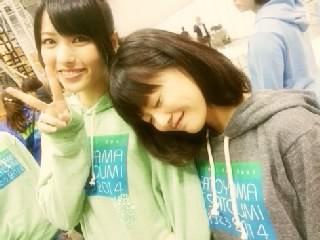 ガキさんと舞美ちゃん(* ´∀`*)